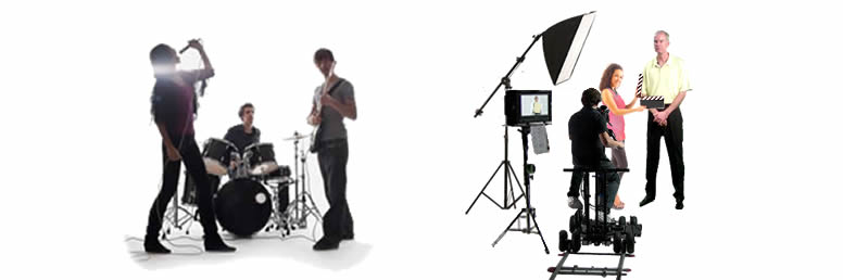 Audio Recording  and Video Production